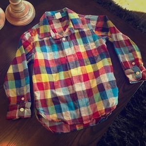 Toddler multicolor shirt